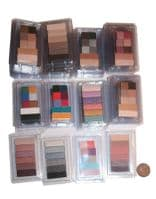 60 x Collection Cosmetic Eyeshadow Palettes | Uncovered | Sample Palettes
